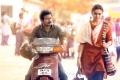 Udhayanidhi Stalin, Hansika Motwani in Manithan Movie Stills