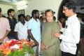 Actor Nassar at Manivannan Passed Away Stills