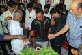 Ilayaraja at Actor Manivannan Passed Away Stills