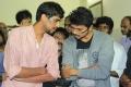 Actor Vijay at Manivannan Passed Away Stills