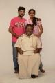 Vimal, Lakshmi Menon, Rajkiran in Manja Pai Movie Stills