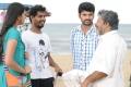 Manja Pai Tamil Movie Shooting Spot Photos