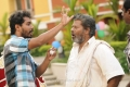 Naveen Raghavan, Raj Kiran @ Manja Pai Movie Shooting Spot Photos