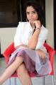 Actress Manjeera Photos @ Ekantha Vela Movie Press Meet