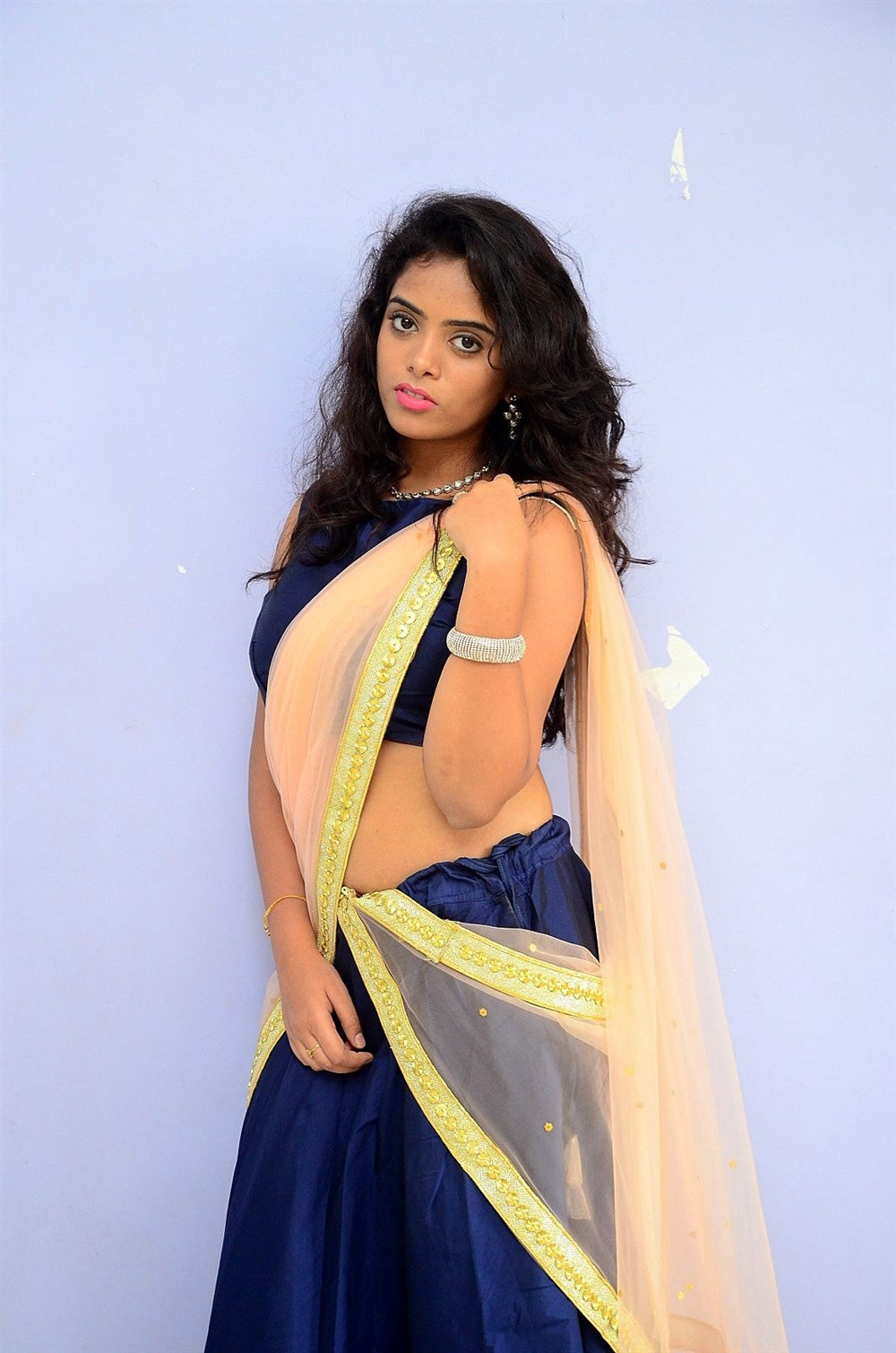 Actress Manjeera Hot Photos @ Ala Jarigindi Audio Launch