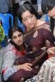 Actress Lakshmi @ Manjula Vijayakumar Passes Away Stills