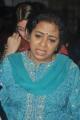 Poornima Bhagyaraj @ Manjula Vijayakumar Passes Away Stills
