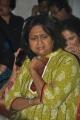Actress Anuradha @ Manjula Vijayakumar Passes Away Stills