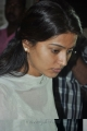 Actress Sneha @ Manjula Vijayakumar Passes Away Stills
