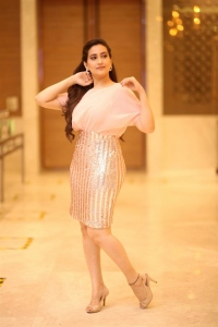 Anchor Manjusha New Stills @ Guduputani Movie Pre Release