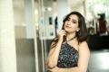 Anchor Manjusha Stills @ Saaho Movie Media Meet