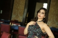 Telugu Anchor Manjusha Stills @ Saaho Movie Press Meet