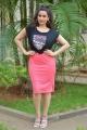 Anchor Manjusha Images @ Sulthan Movie Success Meet