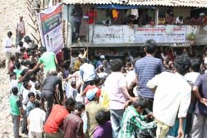 Ajith Mankatha Shooting Spot Mumbai Dharavi Pics
