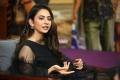 Manmadhudu 2 Actress Rakul Preet Singh Interview Photos