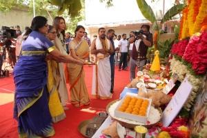 Manmadhudu 2 Movie Opening Stills
