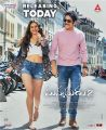 Rakul Preet Singh, Nagarjuna in Manmadhudu 2 Movie Release Today Posters