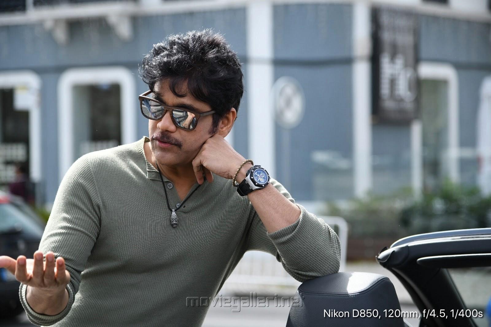 Actor Nagarjuna in Manmadhudu 2 Movie Stills HD
