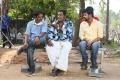 Boopathy Pandian, Robo Shankar, Vimal @ Mannar Vagaiyara Movie Working Stills