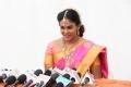 Actress Chandini @ Mannar Vagera Shooting Press Meet Photos
