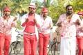 Actor Vimal, Robo Shankar in Mannar Vagera Movie Stills