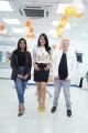 Actress Mannara Chopra at Xiaomi Mi 10i Smartphone Launch Photos