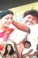 Swathi,Appukutty at Mannaru Audio Launch Stills