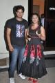 R.B.Sathish Kumar, Vaishali at Mannaru Movie Special Show Stills