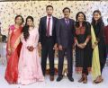 Devadarshini, Niyati @ Manobala Son Harish Priya Wedding Reception Stills