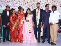 Vijay Vasanth @ Manobala Son Harish Priya Wedding Reception Stills