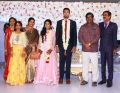 Manobala Son Harish Priya Wedding Reception Stills