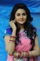 Actress Mano Chitra Saree Stills @ Malligadu Marriage Bureau Location