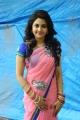 Actress Nandhagi Saree Stills @ Malligadu Marriage Bureau Location