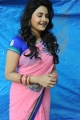 Actress Manumika Saree Stills @ Malligadu Marriage Bureau Location