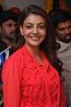 Actress Kajal Aggarwal @ Manu Charitra Movie Launch Stills