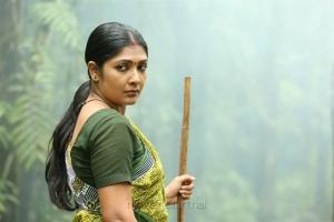 Actress Kamalinee Mukherjee in Manyam Puli Movie New Photos