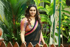 Actress Namitha in Manyam Puli Movie New Photos