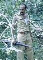 Actor Kishore in Manyam Puli Movie New Photos