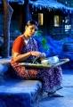 Actress Kamalinee Mukherjee in Manyam Puli Movie Stills