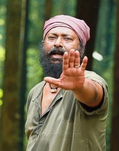 Actor Lal in Manyam Puli Movie Stills