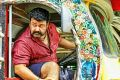 Actor Mohanlal in Manyam Puli Movie Stills