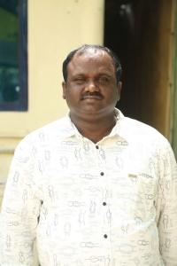 Music Director NR Raghunanthan @ Mapla Singam Movie Team Interview Photos