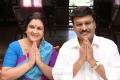 Urvashi, K.Bhagyaraj in Mappillai Vinayagam Movie Stills