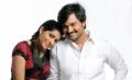 Rashmi Gautham, Lollu Sabha Jeeva in Mappillai Vinayagam Movie Stills