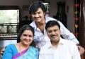 Lollu Sabha Jeeva, Urvashi, Bhagyaraj in Mappillai Vinayagam Movie Stills