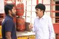 Dhruva, Manobala in Marainthirunthu Paarkum Marmam Enna Movie New Pics