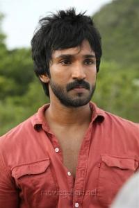 Actor Aadhi in Marakathamani Movie Stills