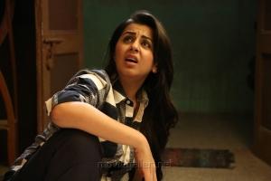 Actress Nikki Galrani in Marakathamani Movie Stills