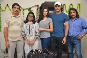 Marala Telupana Priya Movie Success Meet Images