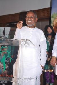 Ilayaraja at Maranthen Mannithen Audio Launch Stills